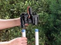 Installing a backflow device